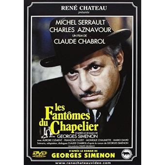 Coffret Georges Simenon DVD