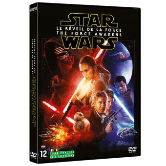 Star WarsStar Wars : Le Réveil de la Force DVD