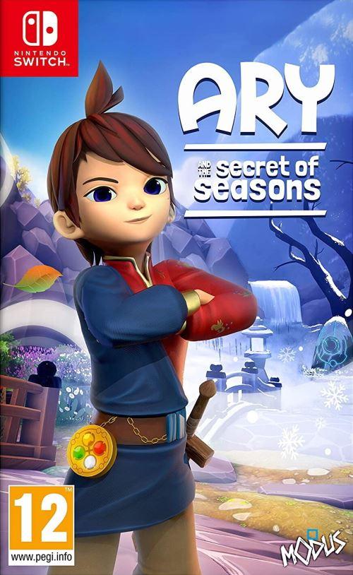 Ary and The Secret of Seasons Nintendo Nintendo Switch