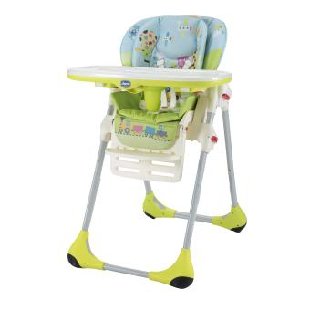 Chaise Haute Polly 2 En 1 Chicco Baby World