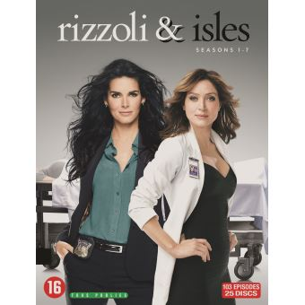 Rizzoli & Isles - Complete series RPK-BIL