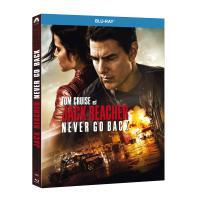 Jack Reacher : Never Go Back Blu-ray