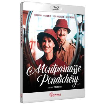 Montparnasse Pondichéry Blu-ray