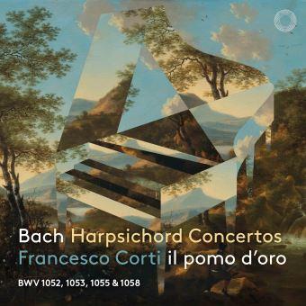 HARPSICHORD CONCERTOS BWV 1052
