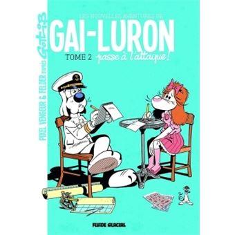 Gai-LuronLes nouvelles aventures de Gai-Luron