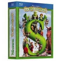 Shrek - Quadrilogy DVD-Box