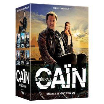 CainCoffret Caïn L'intégrale DVD