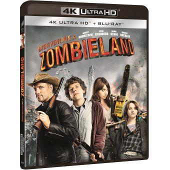 ZombielandBienvenue à Zombieland Blu-ray 4K Ultra HD