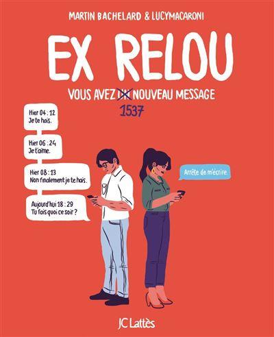 Ex Relou - Vous avez un message - 9782709663847 - 6,99 €