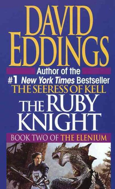 Ruby Knight, Elenium, Book 2