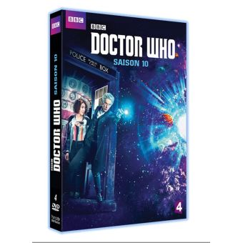 Doctor WhoDoctor Who Saison 10 DVD