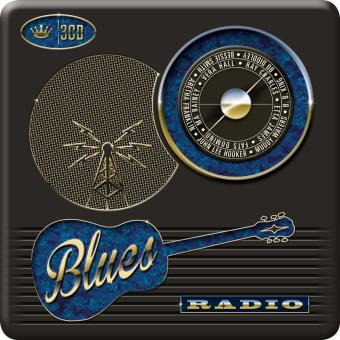 BLUES RADIO/3CD