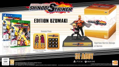 Naruto to Boruto Shinobi Striker Xbox One Edition Collector