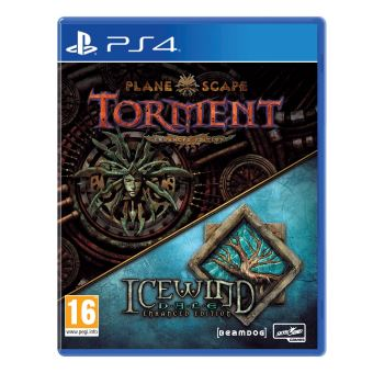 PLANESTCAPE TORMENT  AND ICEWINDALE PS4
