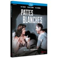 Pattes blanches Blu-ray