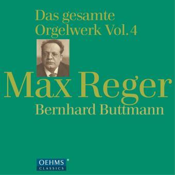 Das gesamte Orgelwerk Vol.4