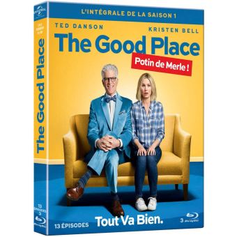 The Good PlaceThe Good Place Saison 1 Blu-ray