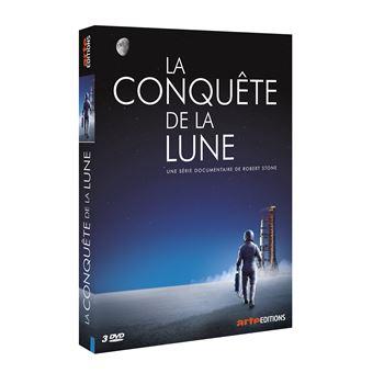 La conquête de la Lune DVD