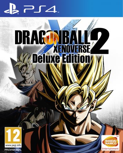 Dragon Ball Xenoverse 2 Edition Deluxe PS4