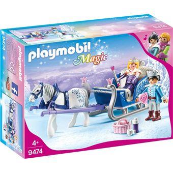 9474 Koninklijk Paar Met Slee - Playmobil