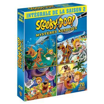 Scooby-DooMystères associés Coffret de la Saison 2