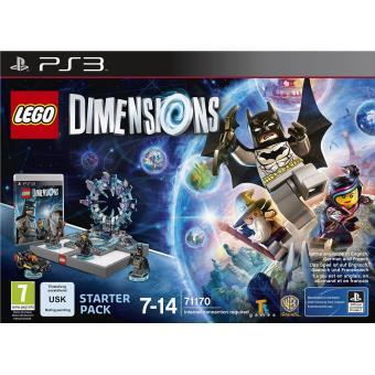 Lego Dimensions pack de démarrage PS3