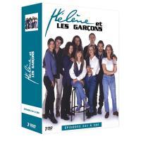 Hélène et les garçons - Coffret 10 DVD - Partie 5 - Episodes 241 à 280
