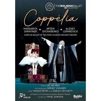 COPPELIA/DVD