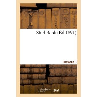 Stud Book. Bretonne 3