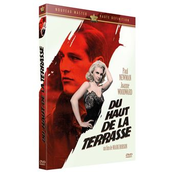 Du haut de la terrasse Edition Collector DVD