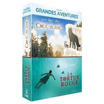 Coffret Grandes aventures 2 films DVD