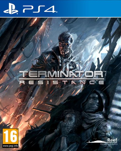 Terminator : Resistance PS4