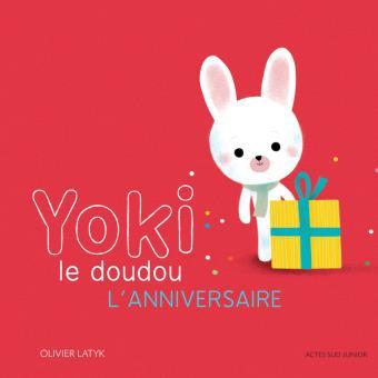 Yoki Le Doudou L Anniversaire Olivier Latyk Broche Achat