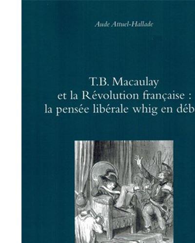 T.B. Macaulay et la Révolution française