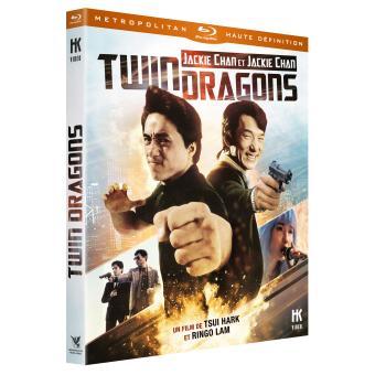Twin Dragons Blu-ray