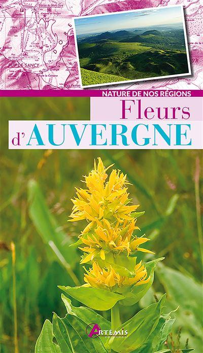 fleurs d'auvergne - broché - collectif - achat livre - achat