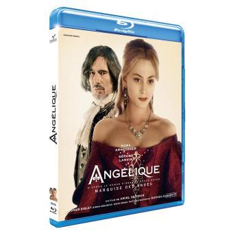 Angélique Blu-ray