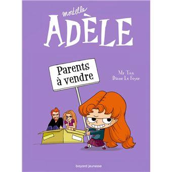 Mortelle AdèleMortelle Adèle. Parents à vendre (T8)