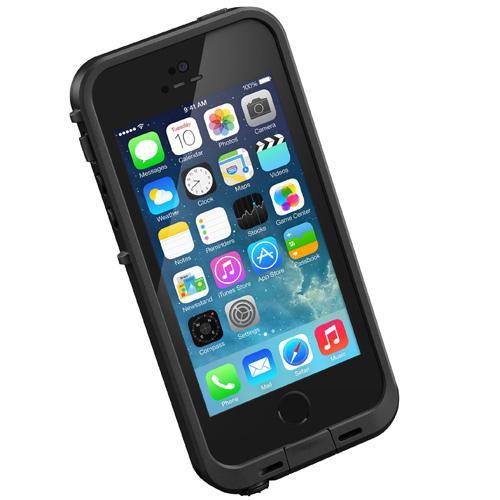Coque étanche LifeProof FRE pour iPhone 5s, Noire