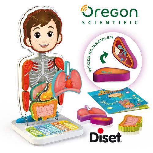 Smart Anatomy Oregon Scientific Diset