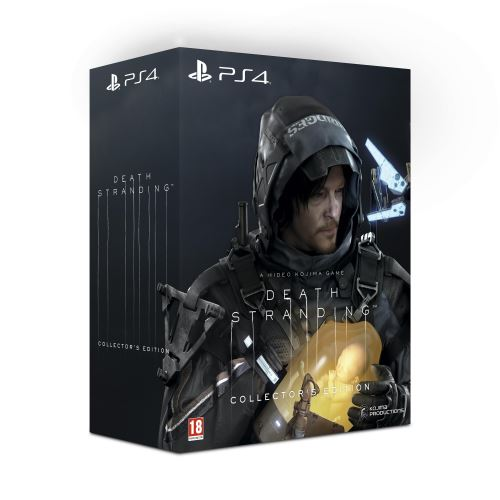 Death Stranding Edition Collector PS4