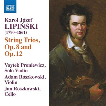 STRING TRIOS/OP. 8 AND OP. 12