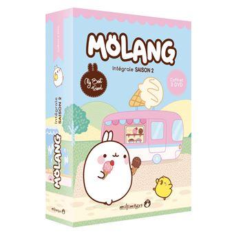MolangMölang Saison 2 DVD