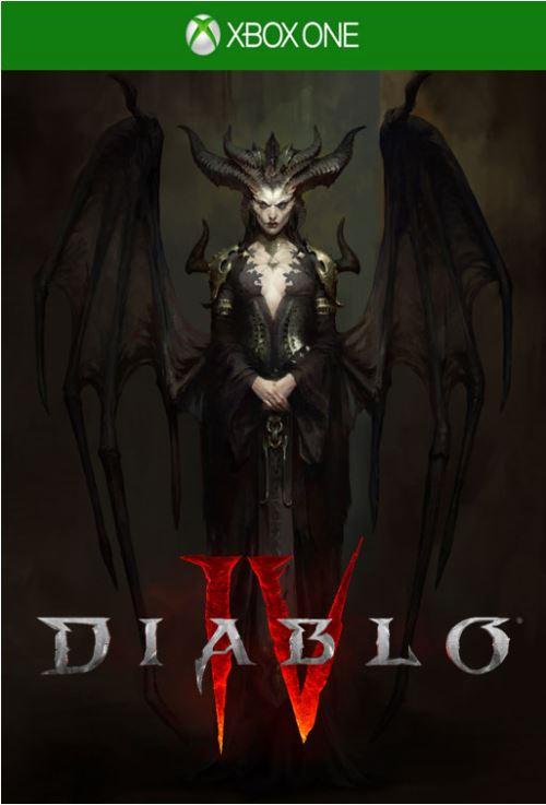 Diablo IV Xbox One