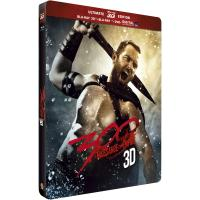 300 : La naissance d'un empire Steelbook Blu-Ray 3D