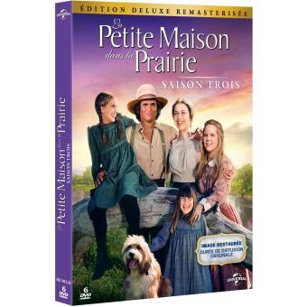La Petite maison dans la prairieCoffret intégral de la Saison 3 DVD