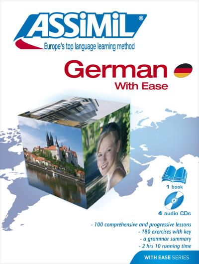 Pack cd german with ease 2011
