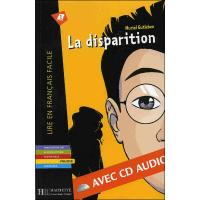 La Disparition + CD audio (A2)