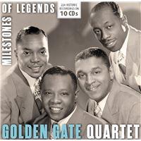 Golden Gate Quartet: Milestones of a Legend - 10CD