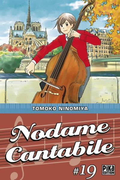 Nodame Cantabile T19 - 9782811629892 - 4,49 €